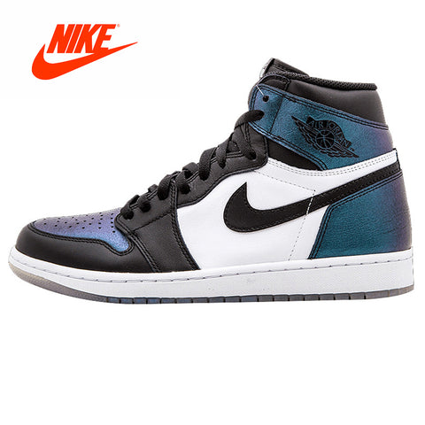 Original New Arrival Authentic Nike Air Jordan1 Retro High OG AS Chameleon All-Star Men's Basketball Shoes Outdoor Sports Shoes - onemagic