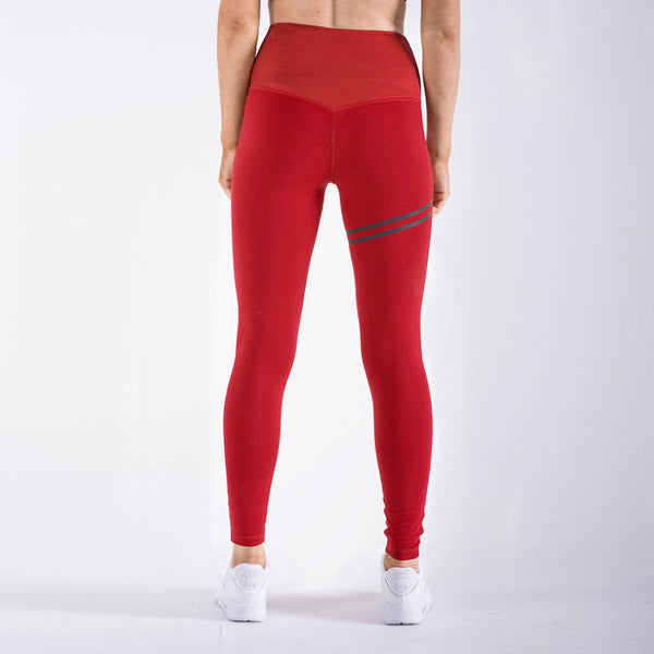 Women Sports Pants High Waist Yoga Fitness Leggings Running Gym Stretch Trousers - onemagic