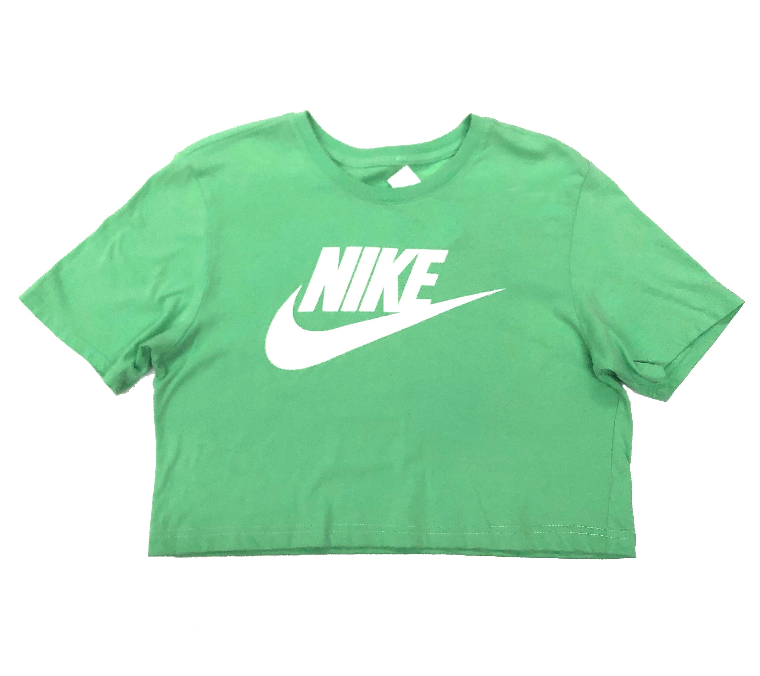 Nike Mint Green Nike Crop