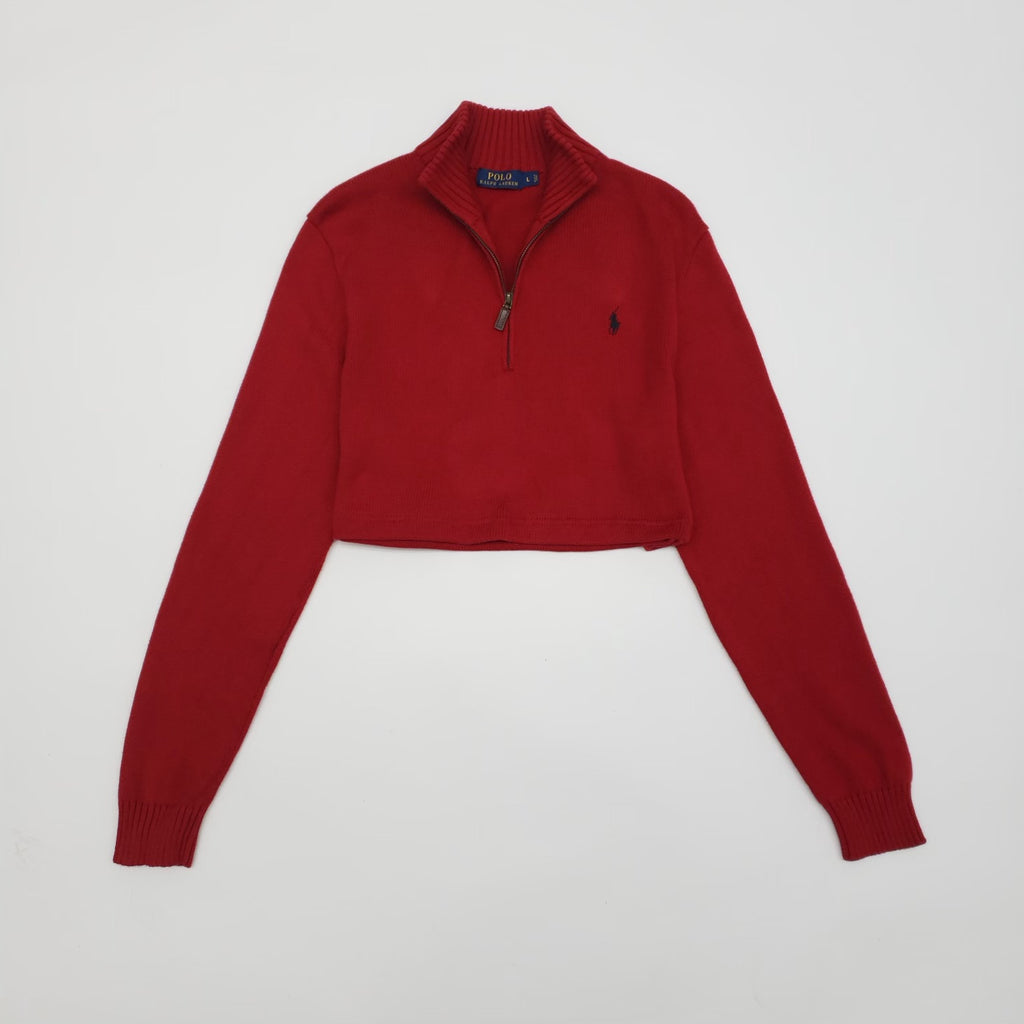 Ralph Lauren Crop Top Sweater