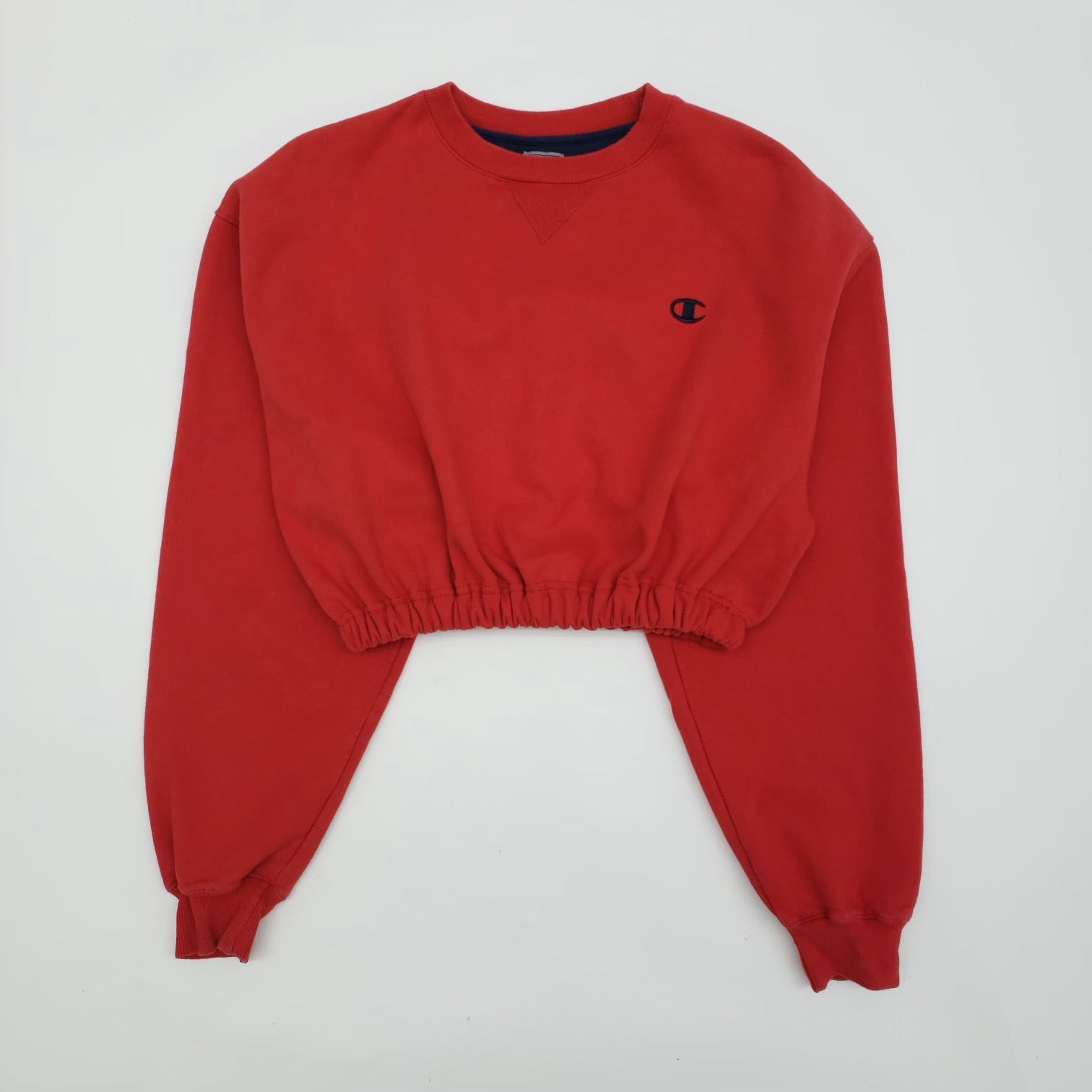 Champion Crop Top Sweatshirt