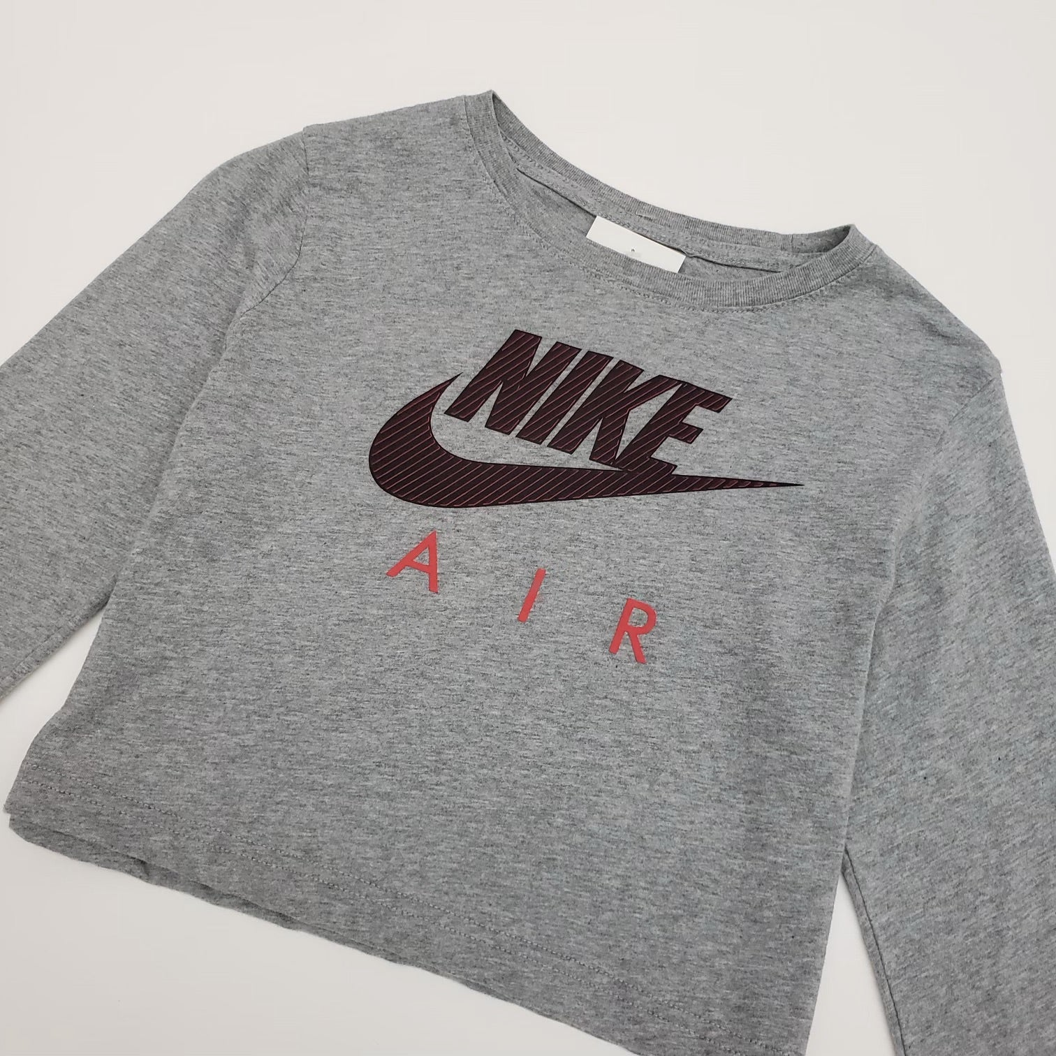 Nike Air Long Sleeve Crop Top