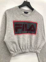 Fila Crop Top Sweatshirt