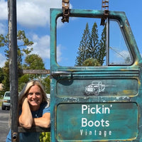 Pickin Boots Vintage Fort Myers