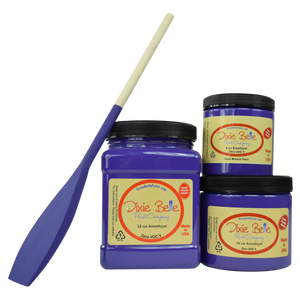 Dixie Belle Amethyst  Pickin' Boots Vintage has all of your Dixie Belle Paint needs.  The best paint on the planet. Dixie Belle Fort Myers Fl Dixie Belle Paint, Silk Paint, Fort Myers, Cape Coral, Bonita