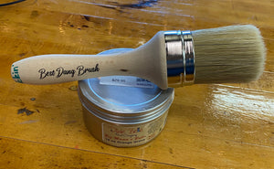 Best Dang Brush for wax by Dixie Belle, Pickin' Boots Vintage