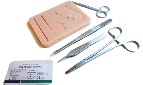 Suture Trainer Kit
