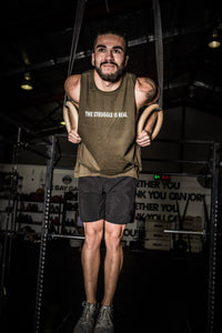 TSIR APPAREL Mens training tank