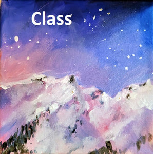 "EMM1 Video of Zoom Class, ""Introduction to Oil Painting: Landscapes, Part 1"", by Elizabeth Massa-MacLeod"