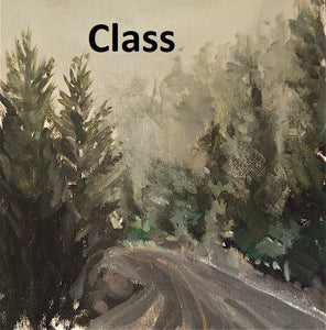 "EMM2 Video of Zoom Class, ""Introduction to Oil Painting: Landscapes, Part 2"", by Elizabeth Massa MacLeod"