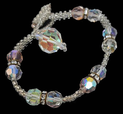 "GAL304 Bracelet, ""Beaded Kerry Vine"", Give A Little Donation"