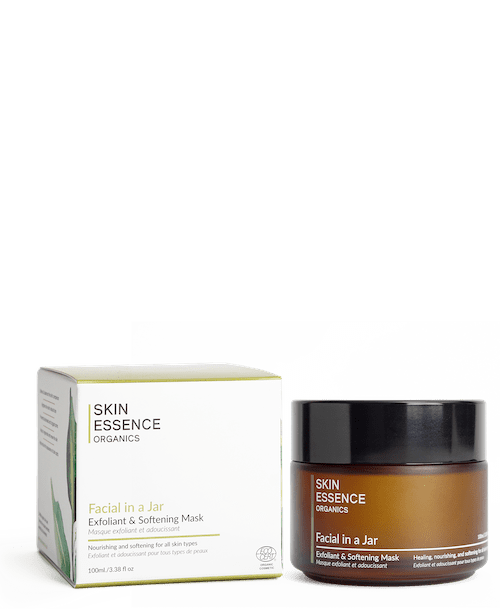 Skin Essence - Facial In a Jar Exfoliant