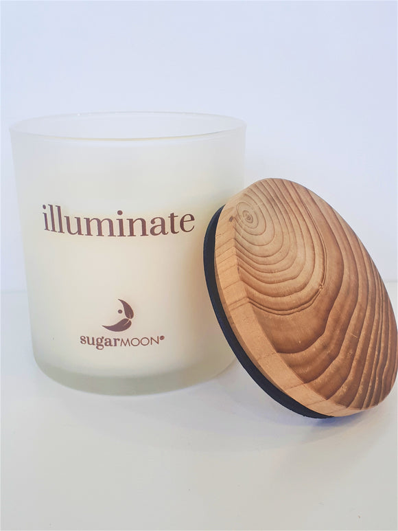 Illuminate Candle - Moonlight