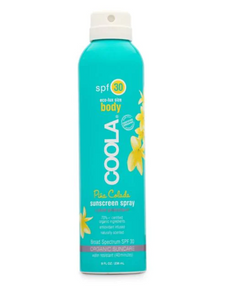 Coola Body SPF 30 Pina Colada Sunscreen Spray