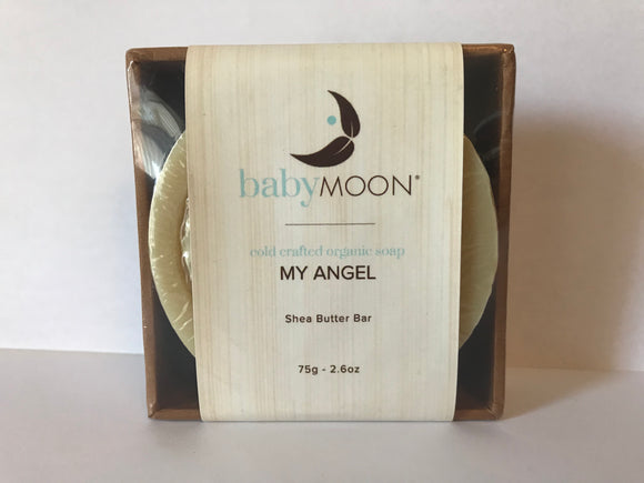 SM Organic Soap- My Angel for Sensitive Skin