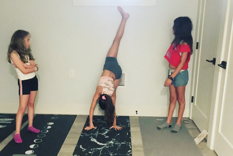 SPRING 2020 Tween Girls Yoga Ages 10-13 (60 Minutes)