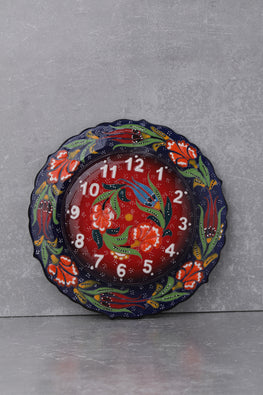 EXCLUSIVE HANDCRAFTED CLOCK