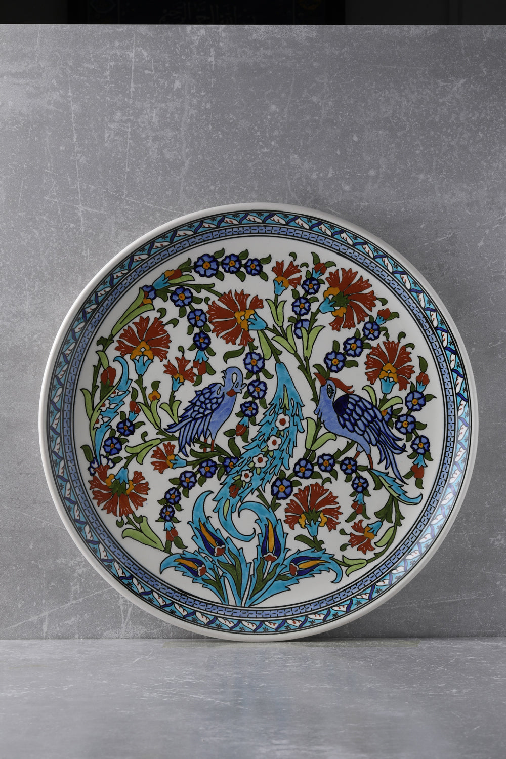 EXCLUSIVE HANDCRAFTED ELHAMRA PLATE