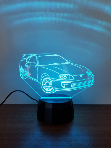 Toyota LED Display