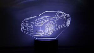 Nissan LED Display