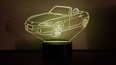 Honda LED Displays