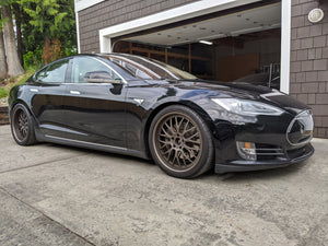 Tesla Lowering Links