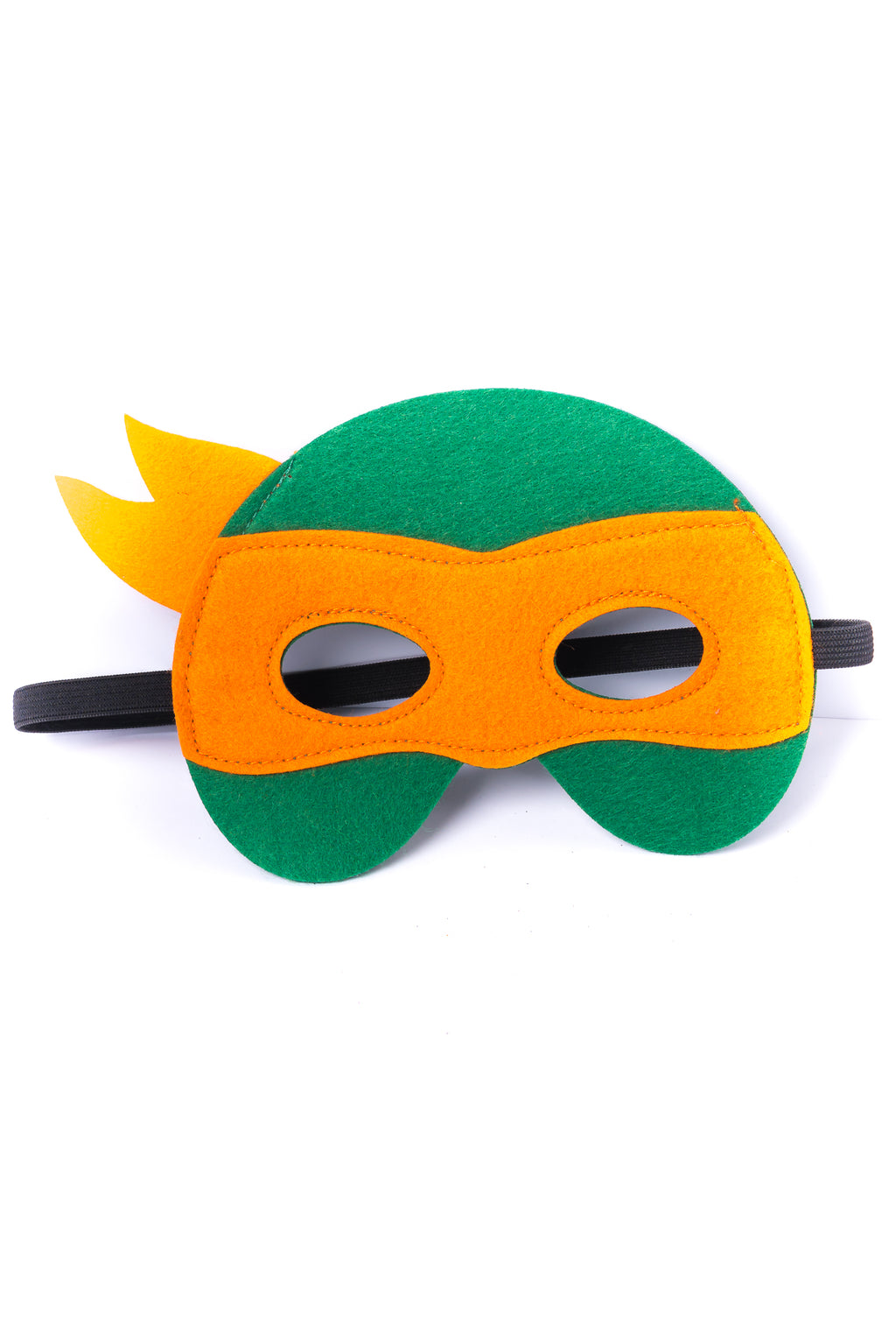 Kids Ninja Turtles Felt Mask