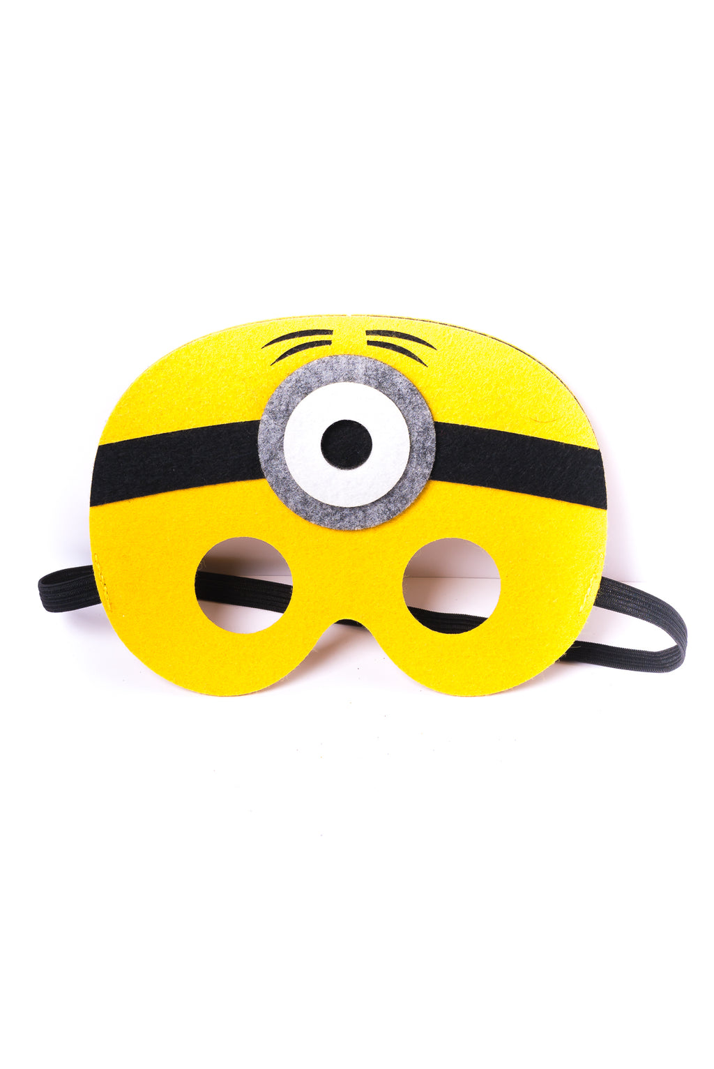 Kids Minion Felt Mask