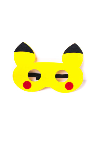 Kids Pikachu Half Mask
