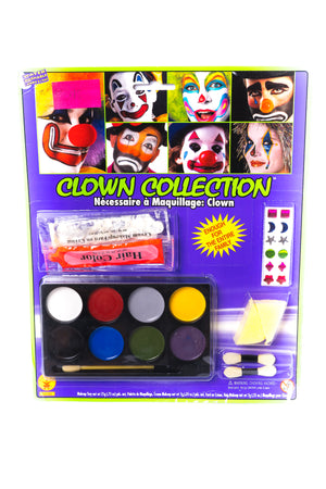 Clown Collection Makeup Set