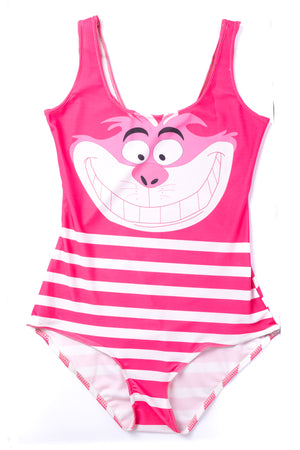 Cheshire Cat One Piece Swimsuit