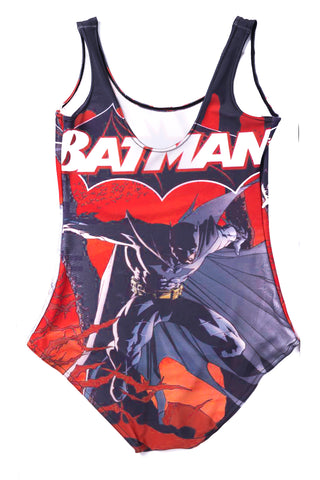 Batman One Piece Swimsuit