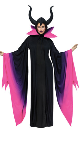 Evil Queen Robe and Cap