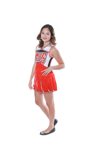 WMHS Cheerleader