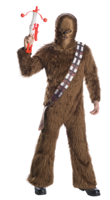 Star Wars Chewbacca Costume
