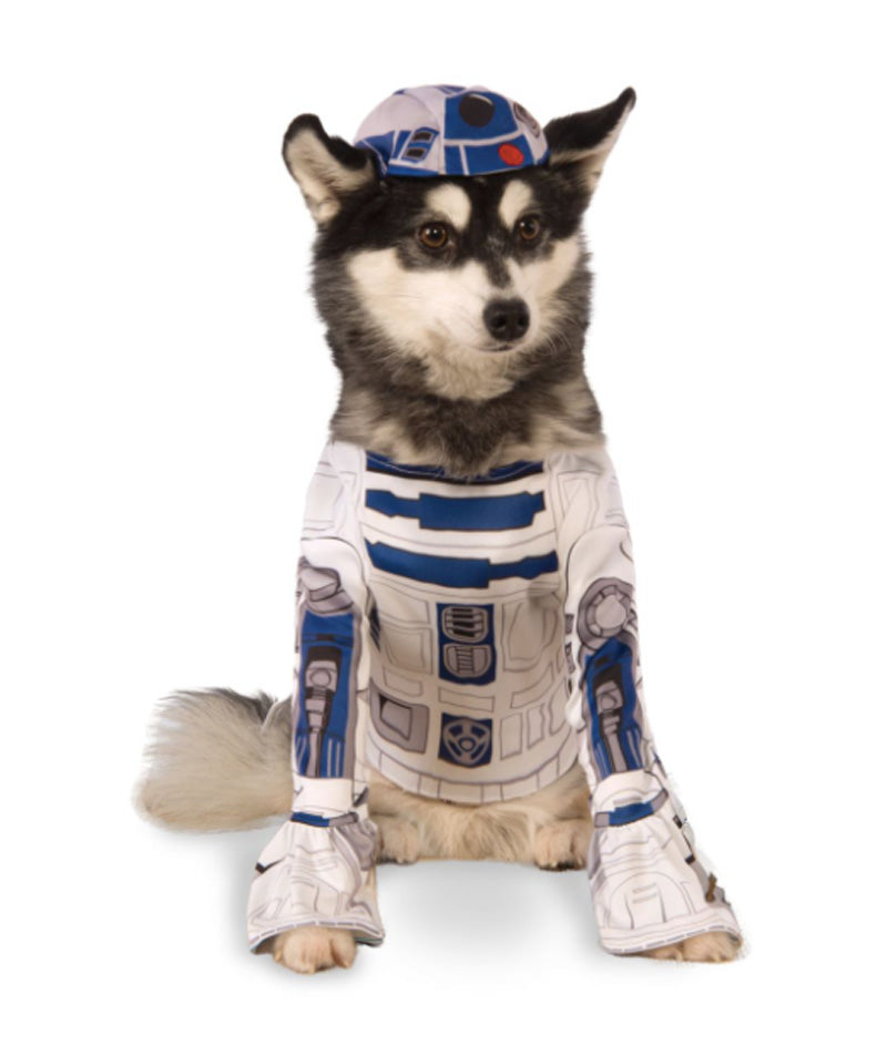 Star Wars R2D2 Pet Costume