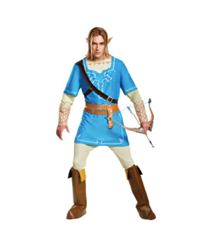 Link Breath of the Wild Costume