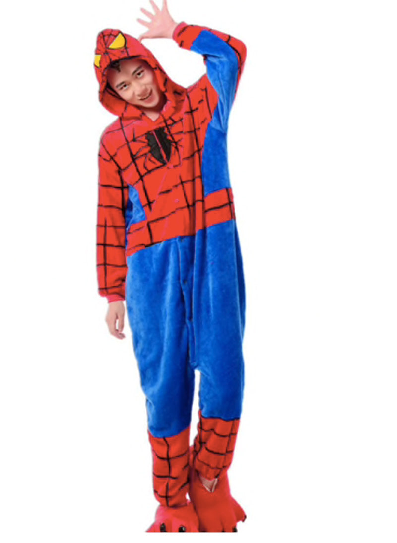 Spiderman Kigurumi Onesie