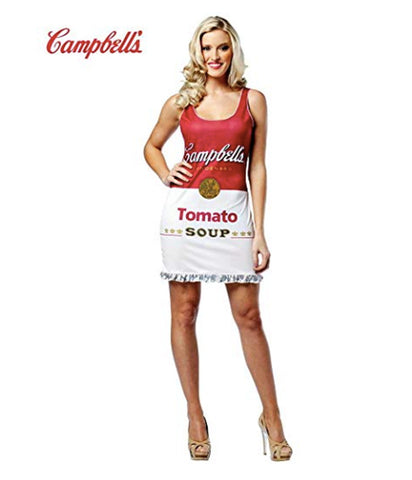 Campbell's Tomato Soup Dress