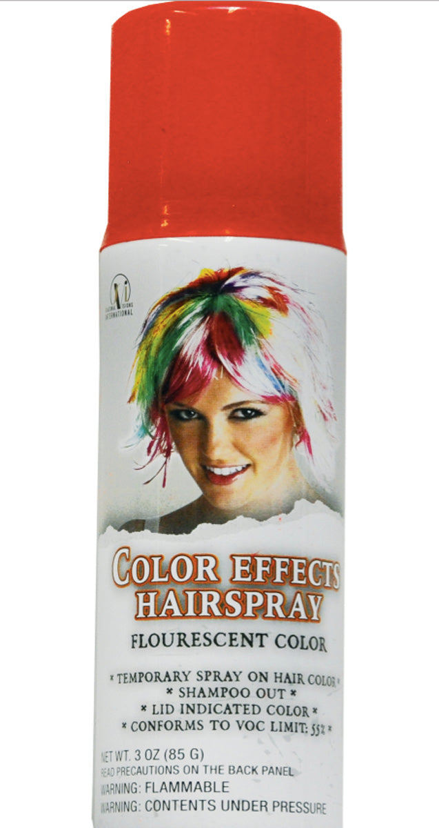 Hair Spray Red