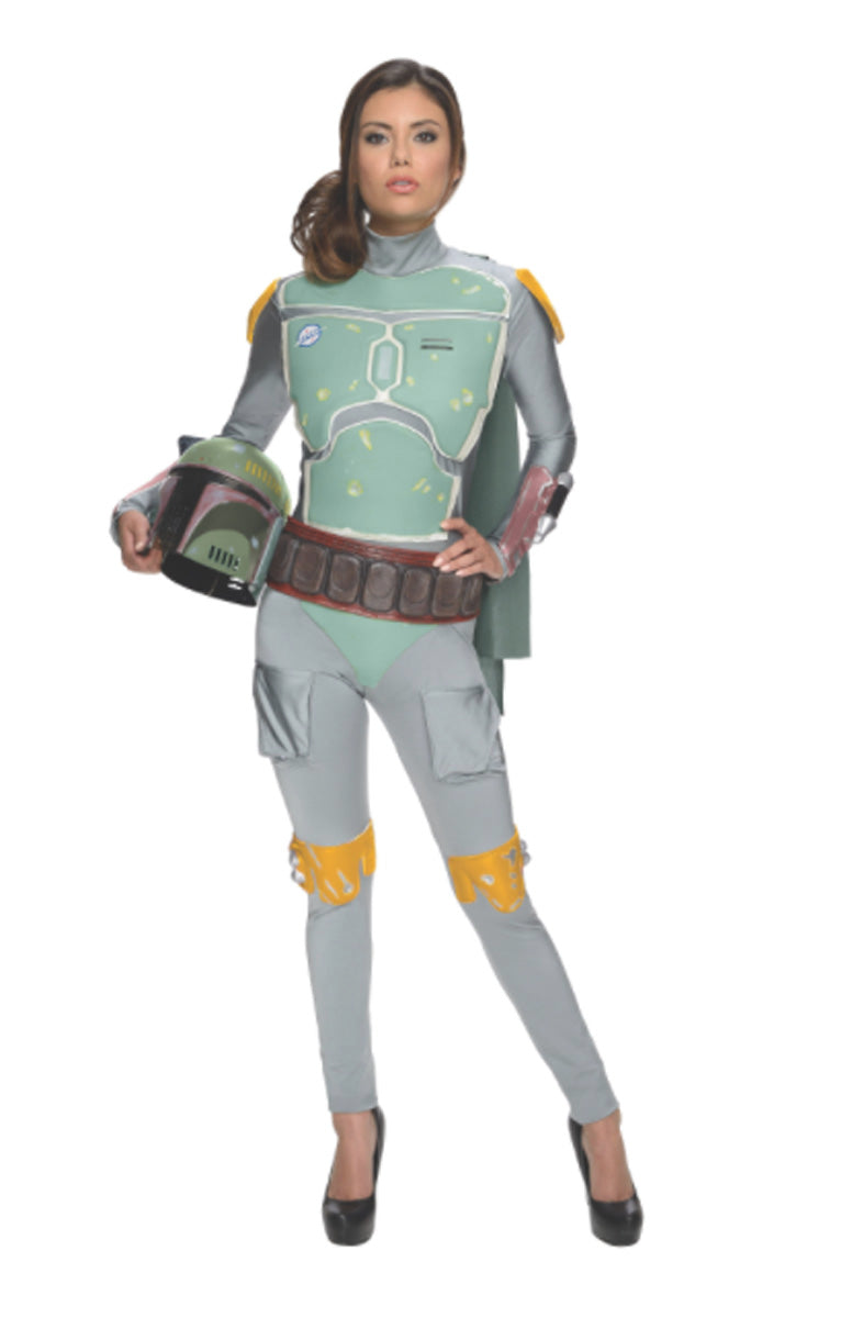 Star Wars Female Bobba Fett Costume