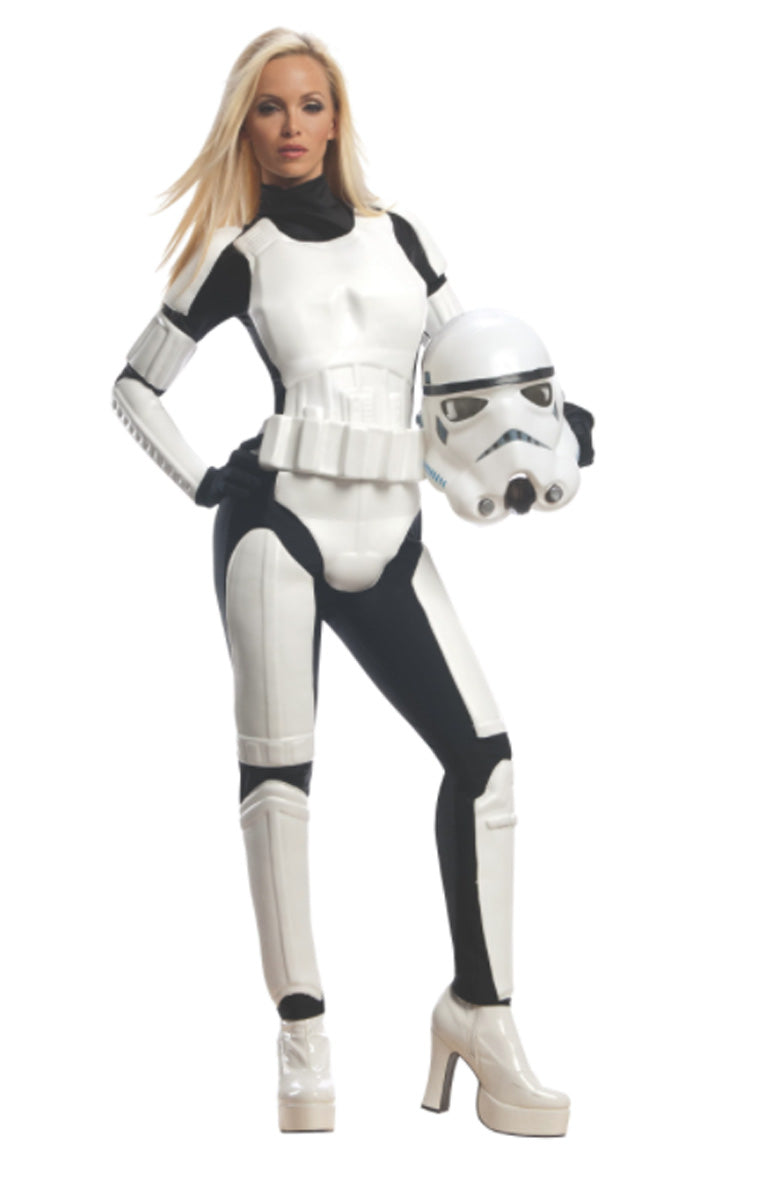 Star Wars Female Stormtrooper Costume