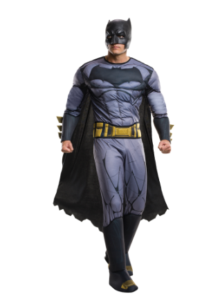 Batman Dawn of Justice Deluxe Muscle Costume