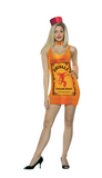 Fireball Tank Dress