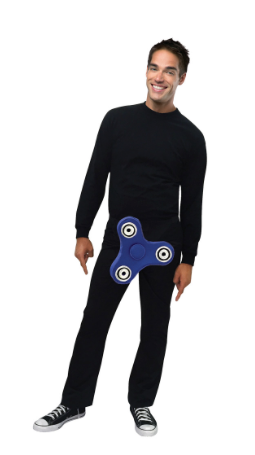 Spinner Get Waisted Costume