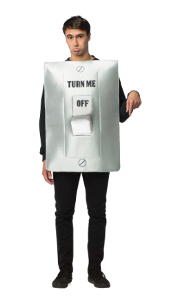 Turn Me On Costume