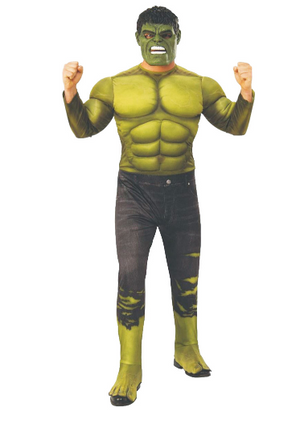 The Hulk Infinity War Costume