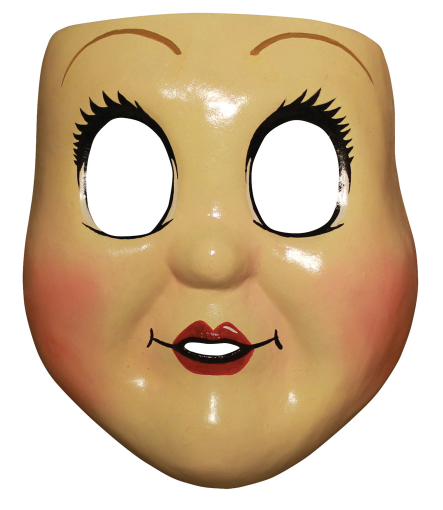 Adult Doll Face Mask