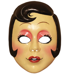 Adult Pin Up Girl Mask