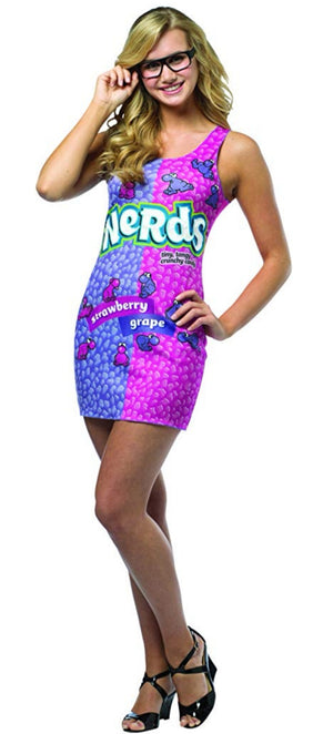 Nerds Tank Dress Costume